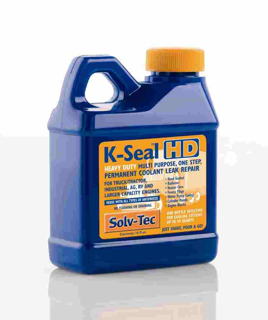 Head Gasket Sealer : Head gasket repair sealant work